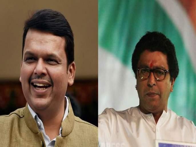 'Show my stomach a little', Raj Thackeray's request to the barely | 'माझं पोट थोडंसं लहान दाखवा', मुख्यमंत्र्यांची राज ठाकरेंना मिश्किल विनंती