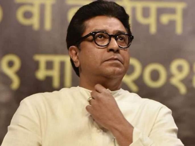 Raj Thackeray criticise Shivsena | शिवसेनेची अवस्था केसाळ कुत्र्यासारखी, राज ठाकरेंची बोचरी टीका