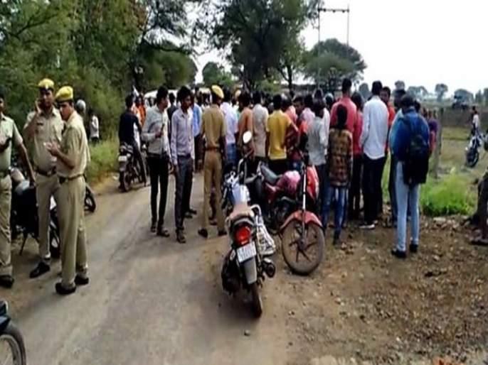 bjp leader samrath kumawat shot dead then chopped off in rajasthans pratapgarh | भाजपा नेत्याची भरदिवसा हत्या; आधी गोळ्या झाडल्या मग तलवारीनं कापला गळा