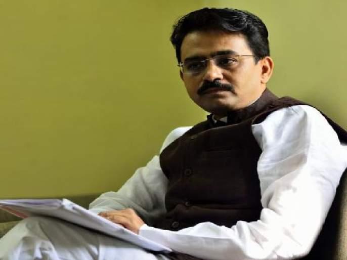Rada in Rajkot! MP Rajiv Satav arrested and rescued | राजकोटमध्ये राडा! खासदार राजीव सातव यांना अटक, पोलिसांनी मारहाण केल्याचा आरोप