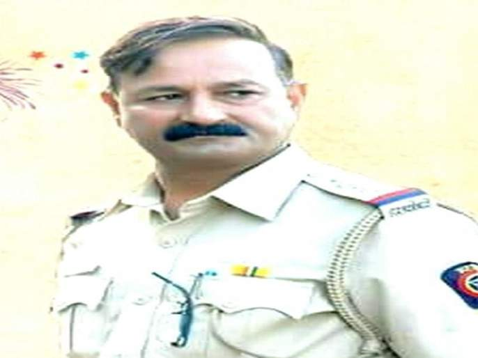 A police inspector of local crime investigation department in Dhule allegedly committed suicide | धुळे : गुन्हे शाखेच्या पोलीस निरीक्षक रमेशसिंह परदेशी यांची स्वतःवर गोळी झाडून आत्महत्या