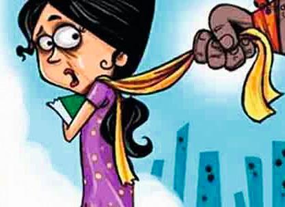 State number one in molestation cases | विनयभंगाच्या घटनांत राज्य अव्वल