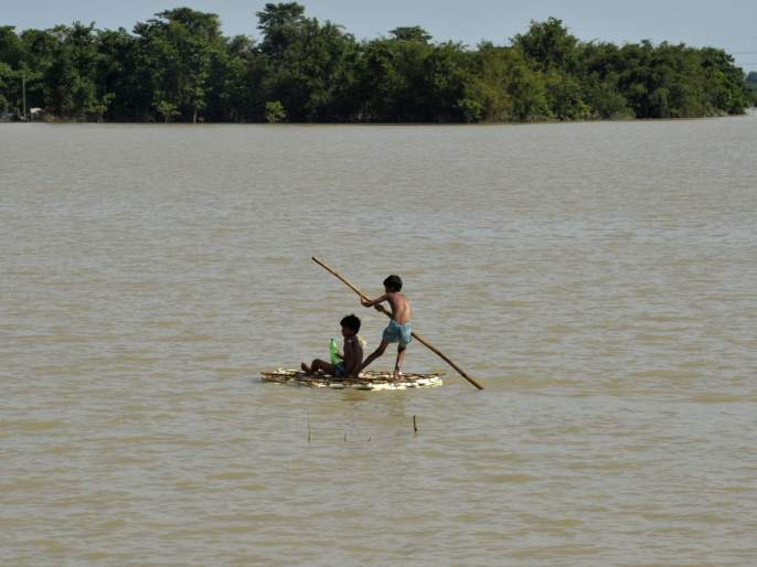 River Conservation proposal Dhankalaya in the Ministry | नदी संवर्धन प्रस्ताव मंत्रालयात धूळखात