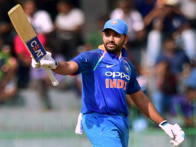 Rohit Sharma, who 'Super Flop' in two Tests and four ODIs, finally click form | दोन कसोटी, चार वनडेमध्ये 'सुपर फ्लॉप' ठरलेल्या रोहित शर्माला अखेर सूर गवसला