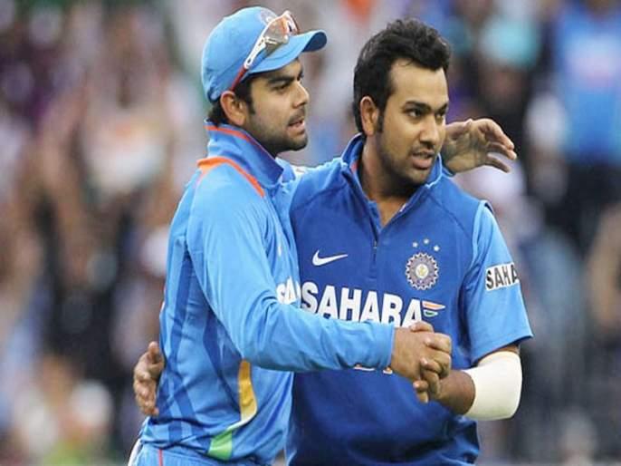 IND vs WI: virat kohli take captaincy from rohit sharma | IND vs WI : रोहित शर्माकडून कर्णधारपदाची धुरा आता पुन्हा विराट कोहलीकडे