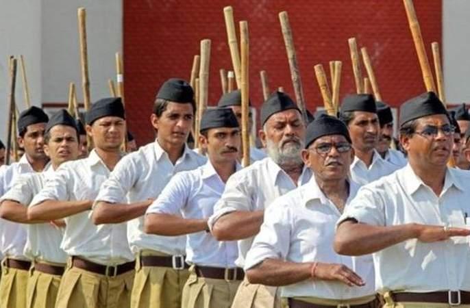 40% increase in RSS branches in 6 years | ६ वर्षांत संघ शाखांमध्ये ४० टक्क्यांनी वाढ