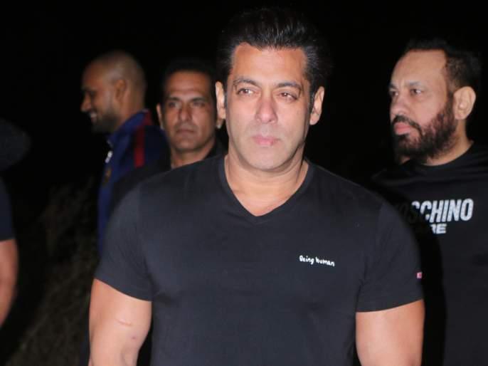 Salman Khan's program was rejected by the speakers, letter to the corporator's police | सलमान खानच्या कार्यक्रमाला ध्वनीक्षेपकनाकारा,नगरसेवकाचे पोलिसांना पत्र