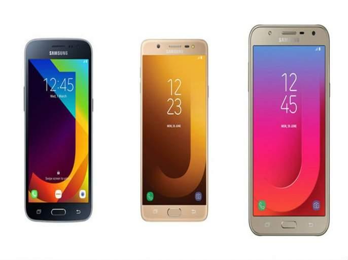Samsung's Galaxy J2 Pro, Galaxy J7 Nxt or Galaxy J7 Max Vodafone's Cashback Offer on the Smartphone | सॅमसंगच्या Galaxy J2 Pro, J7 Nxt किंवा J7 Max स्मार्टफोनवर व्होडाफोनची कॅशबॅक ऑफर