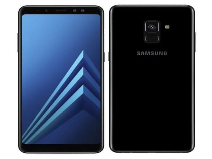 Samsung launches Galaxy S8 Plus with 6gb ram and dual front camera | सहा जीबी रॅम व ड्युअल फ्रंट कॅमेर्यांनी सज्ज स्मार्टफोन