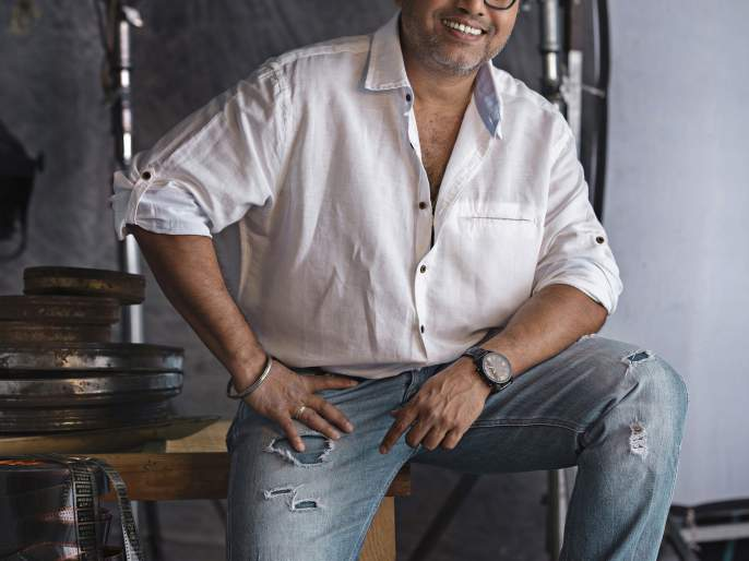 Sanjay Jadhav received Unique gift on his birthday | संजय जाधवला मिळाले खास गिफ्ट