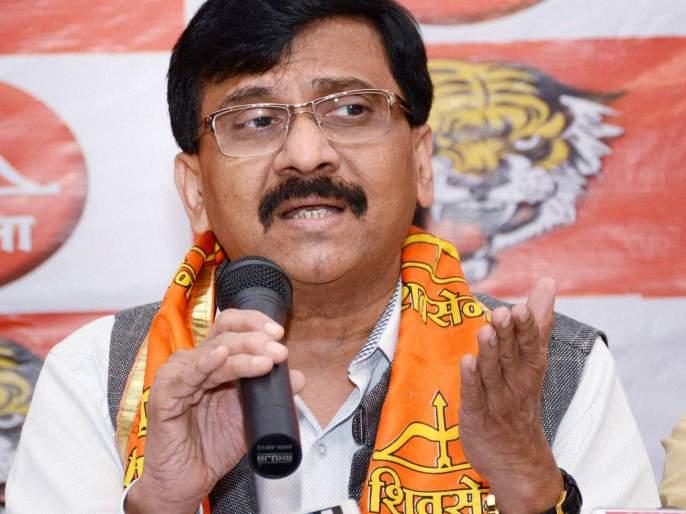 Sanjay Raut denies for Shiv Sena and BJP alliance | भाजपानं आम्हाला गोंजारू द्या किंवा मुका घेऊ द्या, युती होणं अशक्य-संजय राऊत