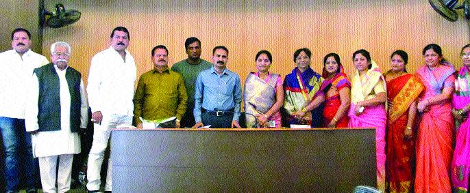 Sub-committee got new employees! | विषय समितींना मिळाले नवे कारभारी !