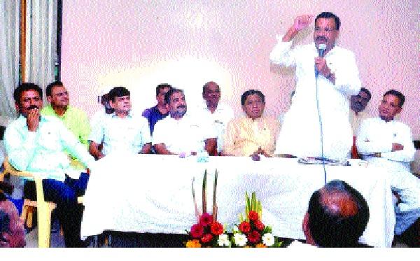 Booth structure is important for party strengthening: Prithviraj Deshmukh, Islampur meeting of BJP workers | पक्ष मजबुतीसाठी बूथ रचना महत्त्वाची : पृथ्वीराज देशमुख, इस्लामपूर येथे भाजप कार्यकर्त्यांची बैठक