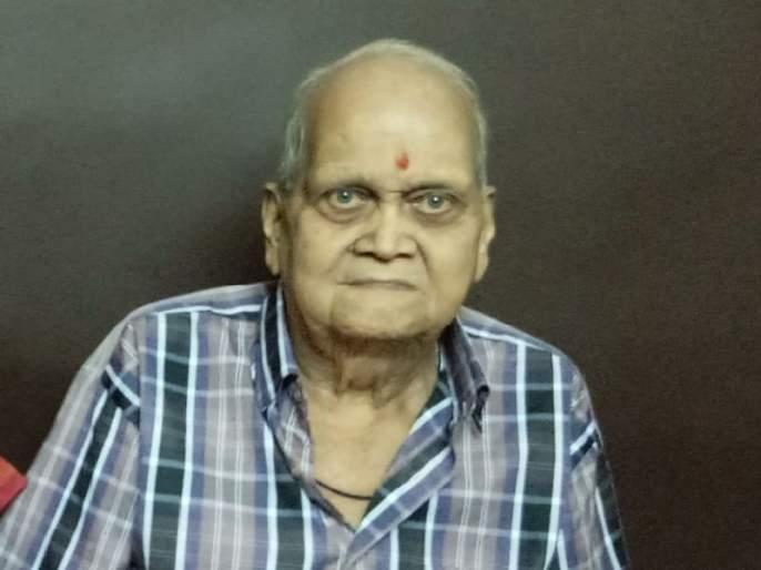 Sharad Joshi Passes Away | ग्रंथ प्रसारक शरद जोशी यांचे निधन
