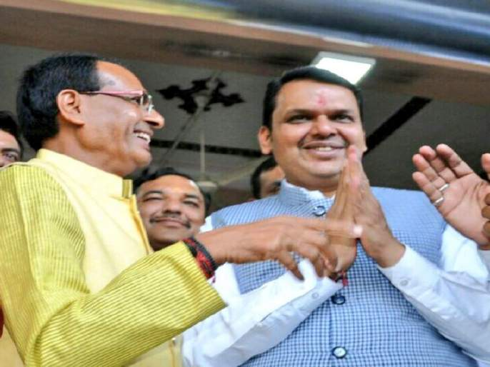 Two Chief Minister Shankarshan took it | दोन मुख्यमंत्र्यांनी घेतले शनिदर्शन