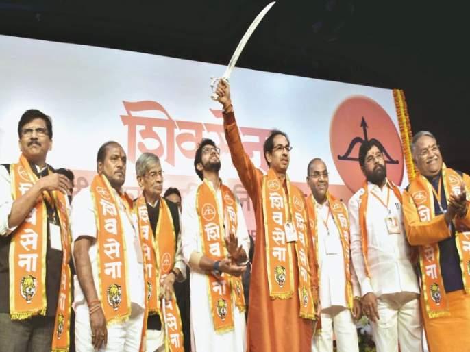 Jailed in jail if imposed for impunity, Uddhav Thackeray's attack on Modi | थापाबंदी आणल्यास तुरुंगात दिसाल, उद्धव ठाकरे यांचा मोदींवर हल्लाबोल