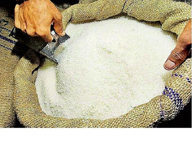 Restrictions on sugar sales from factories will be 17% in February and 14% in March | कारखान्यांकडील साखर विक्रीवर निर्बंध फेबु्रवारीत १७%, मार्चमध्ये १४% साखर विकता येणार