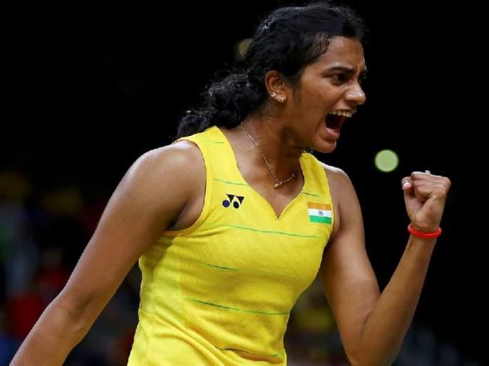 Badminton: Sindhu enters quarter-finals | बॅडमिंटन : सिंधू उपांत्यपूर्व फेरीत दाखल