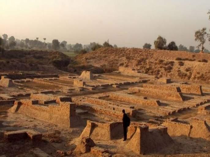 900 year drought wiped out Indus civilisation   900 वर्षे चाललेल्या दुष्काळामुळे सिंधु संस्कृतीचा विनाश- आयआयटी खरगपूर
