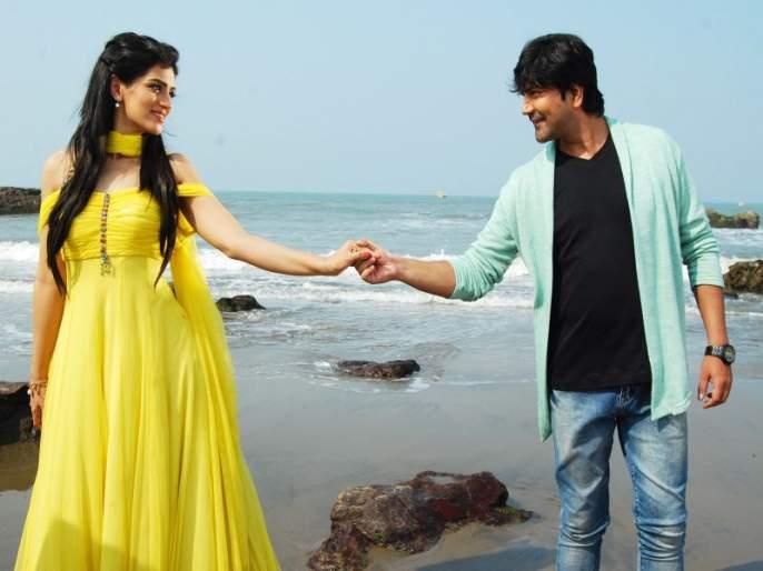 Hrudayat Something Something Marathi Movie Review: हृदयाला भिडत नाही | Hrudayat Something Something Marathi Movie Review: हृदयाला भिडत नाही