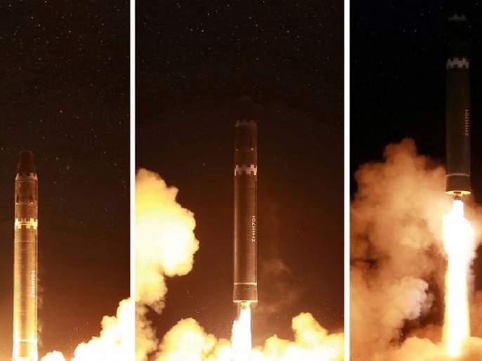 North Korea's new ICBM missile powered and deadly - analysts | उत्तर कोरियाचे नवीन ICBM मिसाइल शक्तीशाली आणि घातक - अमेरिकी विश्लेषक