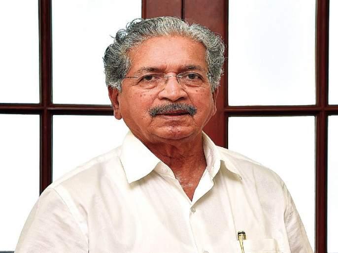Opposition against Naneer refinery - Desai   नाणारच्या रिफायनरीला जनतेचा विरोधच - देसाई