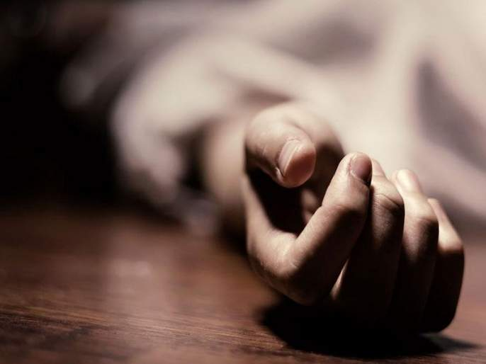 Suicide with a woman's child, airlift incident | महिलेची लहान मुलासह आत्महत्या , ऐरोलीतली घटना