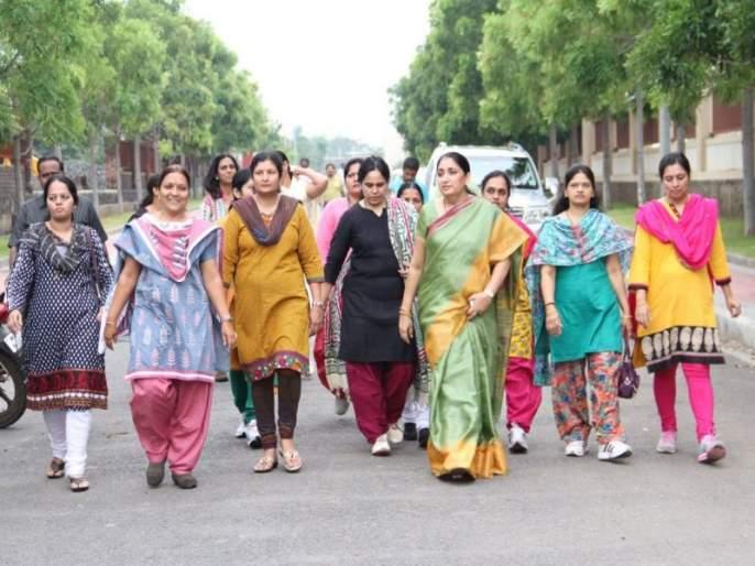 Women's day 2018 it's time to come together special article by Sunitra ajit Pawar | टाइम इज नाऊ.. जगातील महिलांनो एक व्हा!