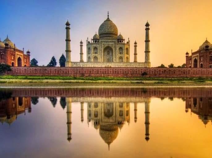 'Taj' of the argument | वादाचा 'ताज'