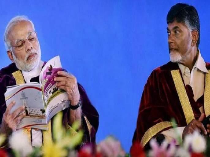 The BJP's determination to not go to the Telugu Desam | तेलगू देसमसमोर न झुकण्याचा भाजपचा निर्धार
