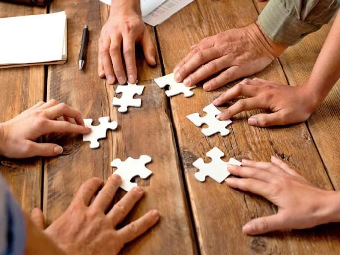 Teamwork! Harmon's teamwork, fitness message | टीमवर्क! हार्मोन्सचं टीमवर्क, तंदुरुस्तीचा संदेश