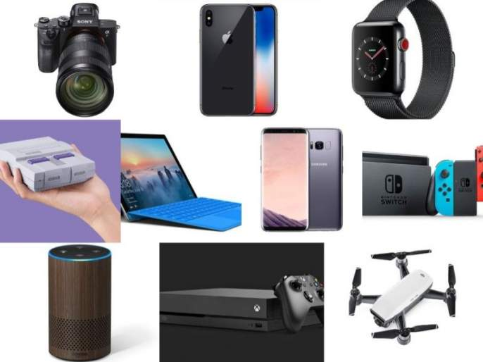 # BestOf2017 - Top 10 Gadgets of 2017 | #BestOf2017 - टॉप १० गॅजेटस् ऑफ २०१७
