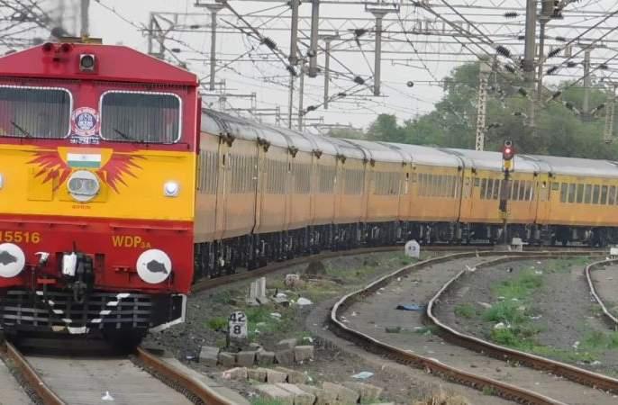Superfast train travel; Delhi-Chandigarh only in 3 hours | सुपरफास्ट रेल्वे प्रवास; दिल्ली-चंदिगढ केवळ 3 तासांमध्ये
