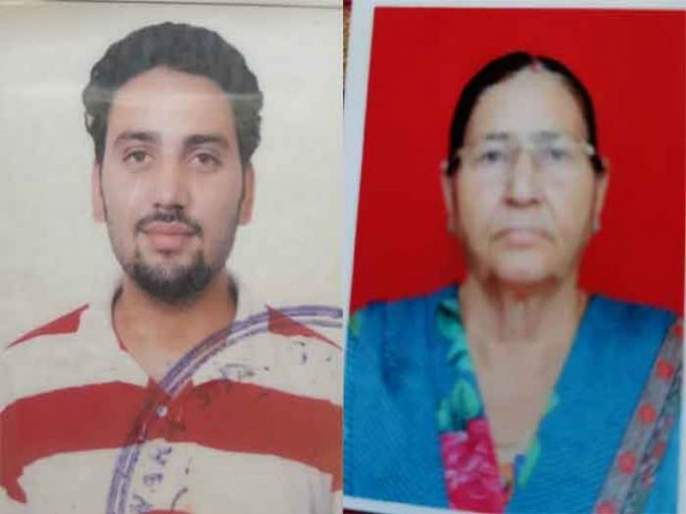 The murder of the mother-in-law after killing who asked why giving trouble to her daughter | मुलीला त्रास का देतो असा जाब विचारल्यानेसासूचाजावयाने केला खून
