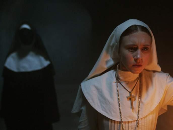 The Nun makes Rs 1400 crore worldwide, continues stellar run | नन या चित्रपटाने जगभरात जमवला इतक्या कोटींचा गल्ला