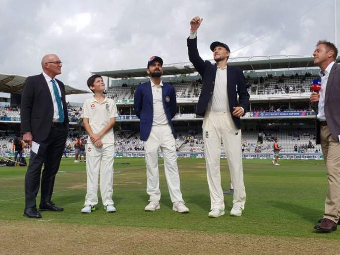 India vs England 2nd Test: Pujara and Kuldeep in playing eleven, Dhawan dropped   India vs England 2nd Test: पुजारा आणि कुलदीपला संधी, धवनला डच्चू