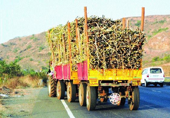 From today's campaign, 'Lava Radium .. No Yama' - 'Lokmat' initiative: To protect the accident 'Vatsalya and Dharmaveer' organizations will be able to carry the tractor trolleys themselves 'red stickers' | आजपासून मोहीम, 'लावा रेडियम.. नको यम'-- 'लोकमत'चा पुढाकार : अपघात टाळण्यासाठी 'वात्सल्य अन् धर्मवीर' संस्था स्वत:हून लावणार ट्रॅक्टर-ट्रॉलींना 'लाल स्टिकर'