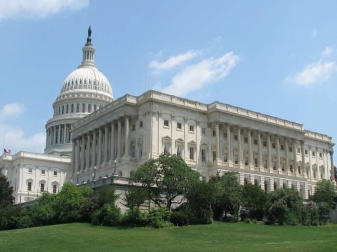 American government's second 'shut down' | अमेरिकन सरकारचे एका वर्षातील दुसरे 'शट डाऊन'