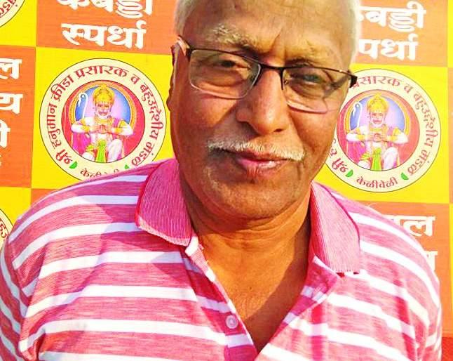Kabaddi academy should be started in Maharashtra - Vijay Jadhav | महाराष्ट्रात कबड्डी अकादमी सुरू कराव्या - विजय जाधव