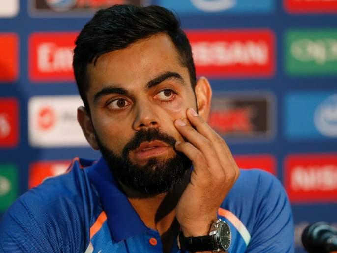 pakistan coach mickey arthur said our boys will make it hard for virat kohli to score century in pak | पाकिस्तानी गोलंदाज 'रन'मशिन विराटला शतक करू देणार नाहीत; प्रशिक्षकांची 'बोलबच्चन'गिरी