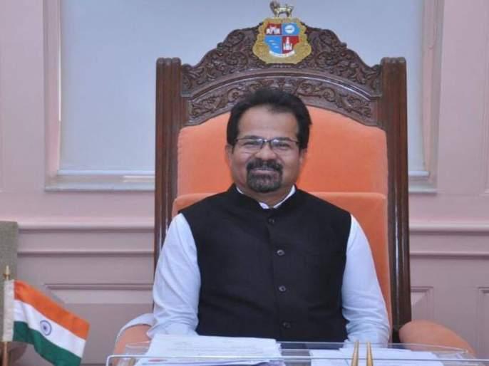 We will go back to the khar's original municipal administration, says Mayor vishwanath mahadeshwar   आम्ही जातो परत आमच्या खारच्या मूळ निवास्थानात, महापौरांचा पालिका प्रशासनाला इशारा