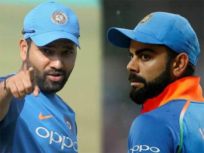 Virat Kohli and Rohit Sharma disagree in bcci meeting | विराट कोहली आणि रोहित शर्मा यांच्यामध्ये जुंपली