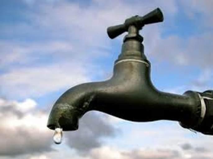 Water supply to Nashirabad only for 4 days in a month | नशिराबाद येथे महिन्यातून केवळ 4 दिवस पाणीपुरवठा