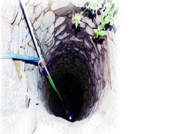 3% reduction in ground water level in Nanded district | नांदेड जिल्ह्यात भूजलपातळीत ३ मीटरने घट