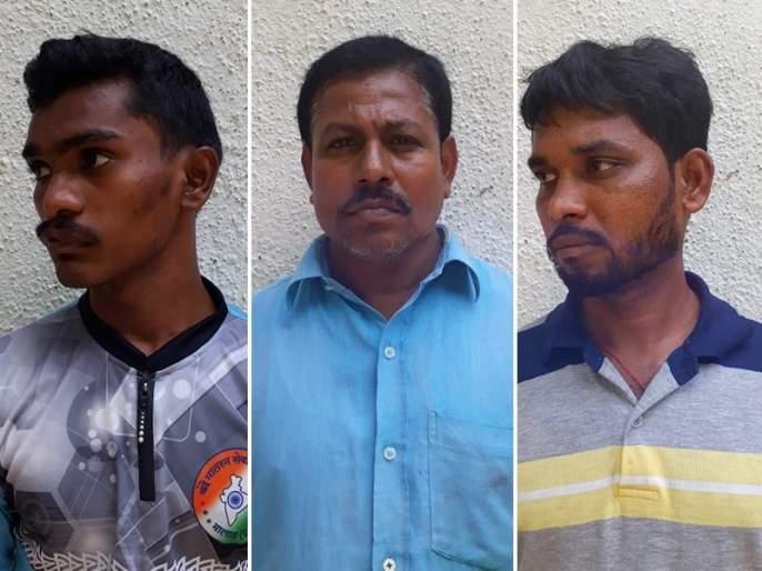 milk adultery gang busted by police | दुधात भेसळ करणाऱ्याटोळीचा पर्दाफाश, 6 आरोपींना ठोकल्या बेड्या