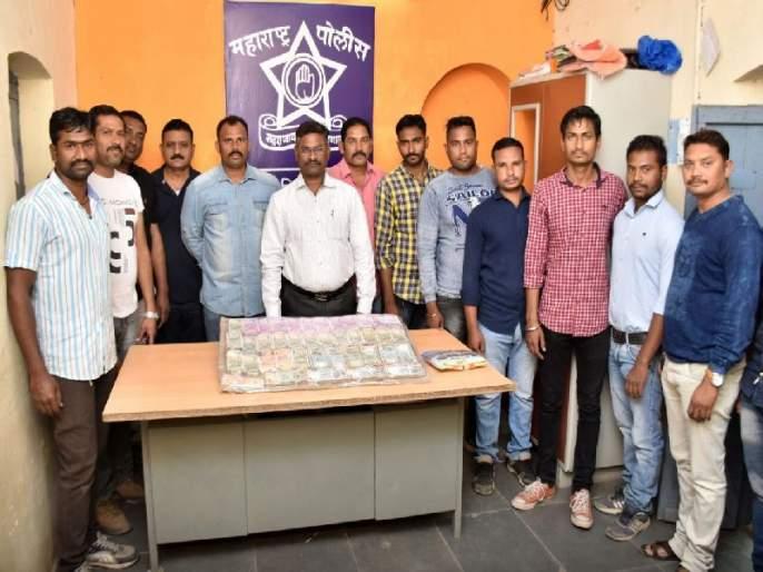 32 lakh suspected cash seized in Yavat, four arrested | यवतमाळात ३२ लाखांची संशयास्पद रोकड जप्त, चौघांना अटक