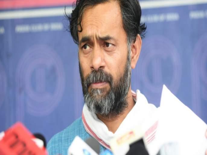 BJP's defeat in Gujarat is inevitable - Yogendra Yadav | गुजरातमध्ये भाजपाचा पराभव होणे अटळ - योगेंद्र यादव