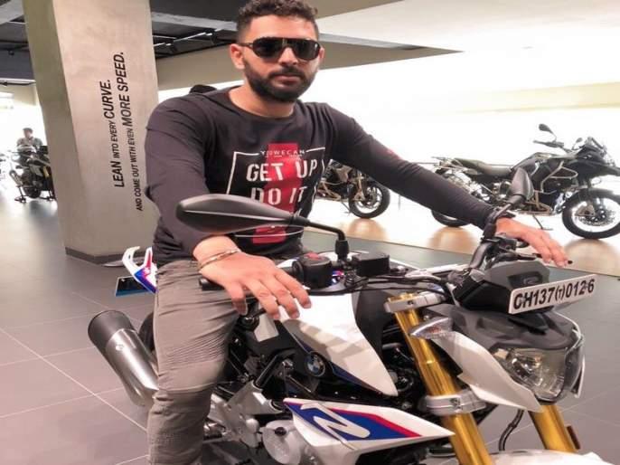 Cricketer Yuvraj Singh brings home The BMW G 310 R   क्रिकेटर युवराज सिंहने घेतली BMW G 310 R बाईक, जाणून घ्या खासियत