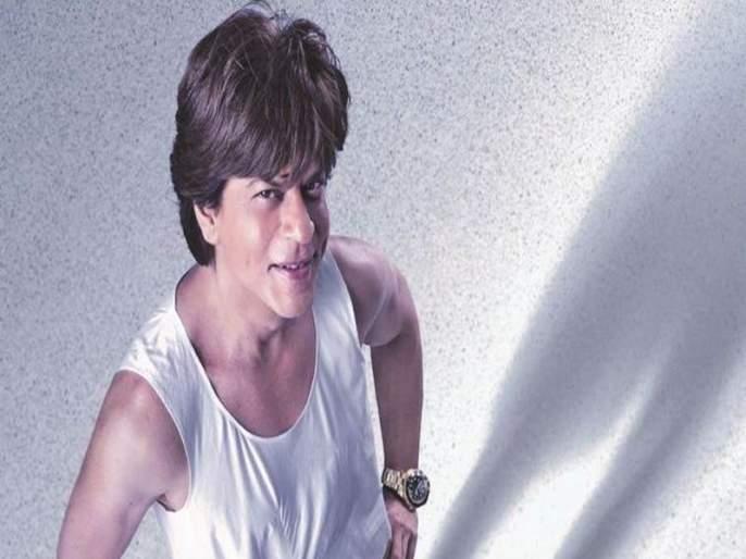Shahrukh khan share Zero Film Unofficial Animated teaser video On Social Media | जे न आवडे कुणाला, ते आवडले किंग खानला, ट्रोल होणारा व्हिडीओ शाहरुखने केला शेअर
