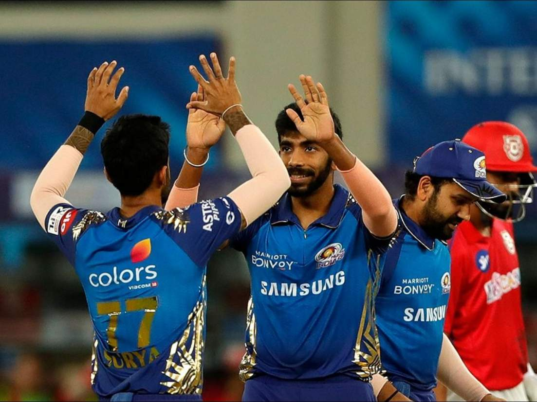 MI vs KXIP Latest News : मोहम्मद शमीचा भेदक मारा, Super Over मध्येही बरोबरी; Double Super Over - Marathi News | MI vs KXIP Latest News : Super over ended in tie;